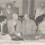 1997 Straubing, Jahreshauptversammlung